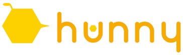hunnyロゴ